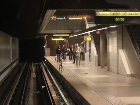 La ligne D passe notamment par Bellecour - LyonMag