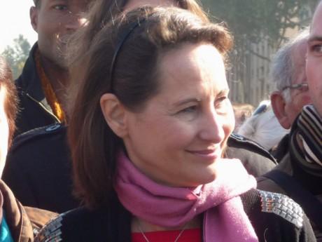 Ségolène Royal - LyonMag