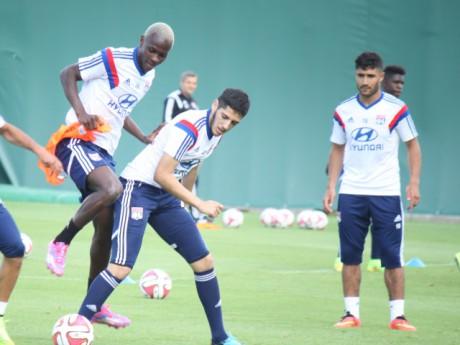 Mohamed Yattara et Yassine Benzia, deux attaquant en moins pour l'OL cet hiver ? - LyonMag
