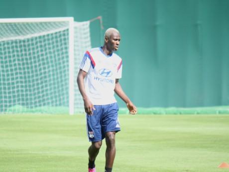 Yattara, appliqué à l'entraînement, a été décisif en match - LyonMag