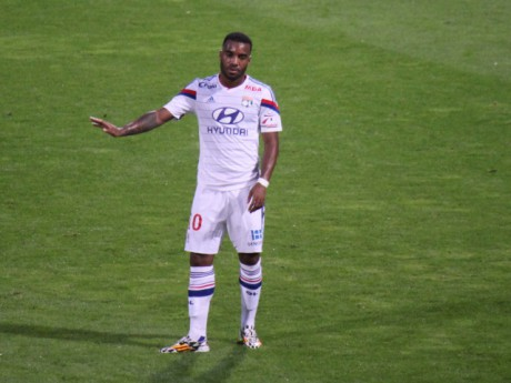 Alexandre Lacazette - Photo LyonMag