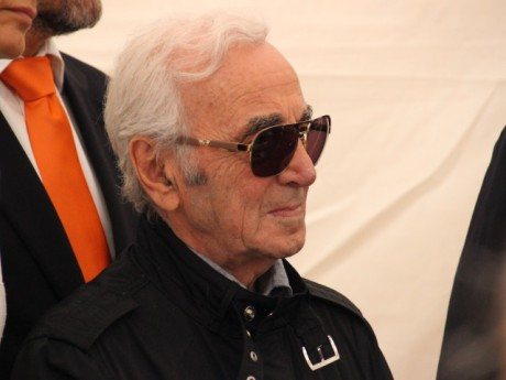 Charles Aznavour - LyonMag