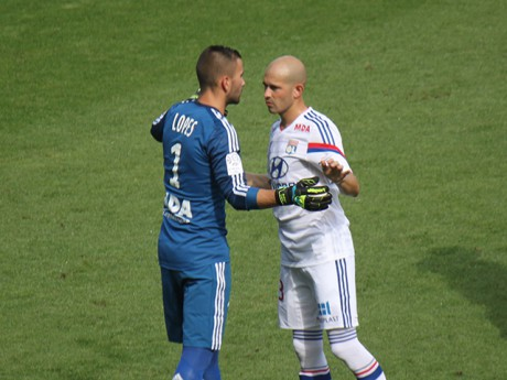Anthony Lopes et Christophe Jallet - LyonMag