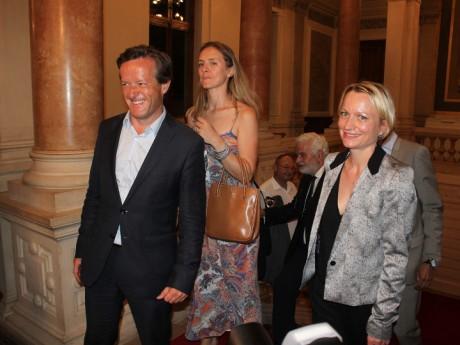Thomas Rudigoz et Caroline Collomb - LyonMag