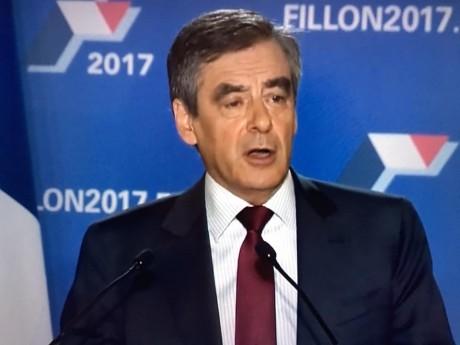 François Fillon - DR