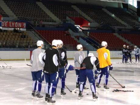 L'équipe de France de hockey bientôt parrainnée par une entreprise ? - LyonMag