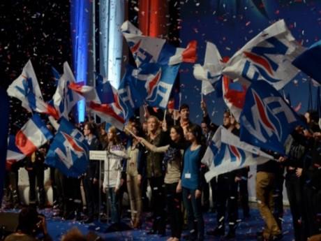 Marine Le Pen est une habituée de la salle 3000 - LyonMag