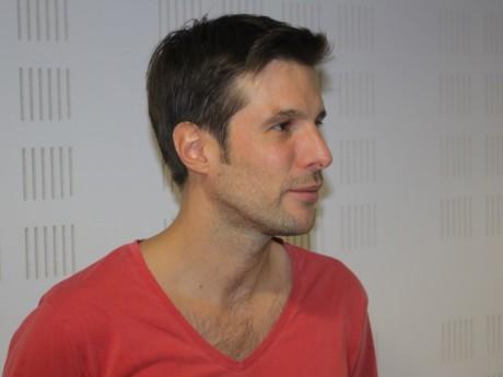 Gregory Cuilleron. Photo - LyonMag