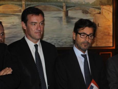 Michel Havard et Emmanuel Hamelin - LyonMag