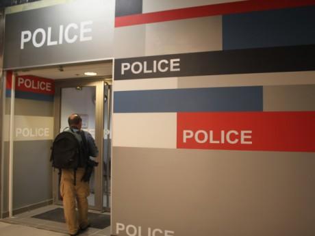 Le poste de police du centre commercial de la Part-Dieu - LyonMag