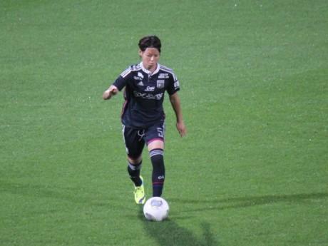 Saki Kumagai - LyonMag.com