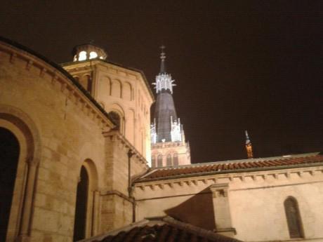 L'église Saint-Paul a été l'une des premières à célébrer le nouveau Pape - Photo LyonMag