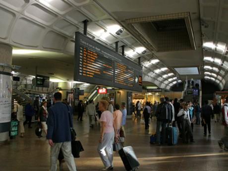 Gare de la Part-Dieu à Lyon - LyonMag