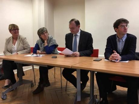 Conférence du PS sur la primaire à gauche - LyonMag