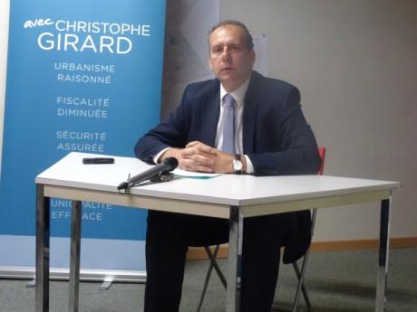 Christophe Girard - LyonMag