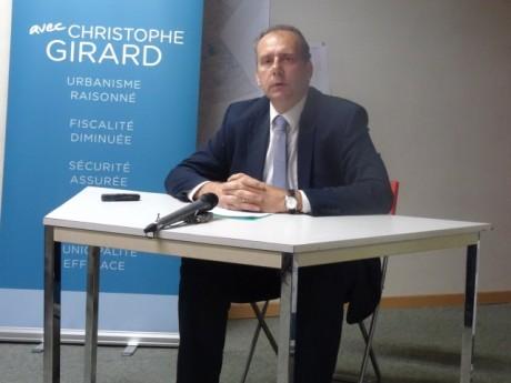 Christophe Girard - Archives LyonMag