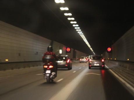 Le tunnel sous Fourvière - LyonMag