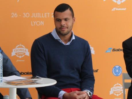 Jo-Wilfried Tsonga - LyonMag