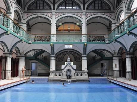 Une piscine géante dans l'Hôtel-Dieu ? - DR