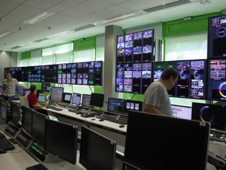 Les locaux d'Euronews à la Confluence - LyonMag