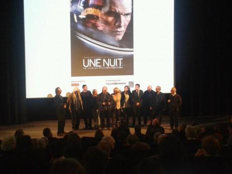 Philippe Lefebvre reçoit son prix Jacques Deray - Lyonmag