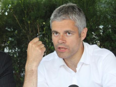Laurent Wauquiez, attaqué par le PS et le FN depuis l'annonce de Nicolas Sarkozy - LyonMag
