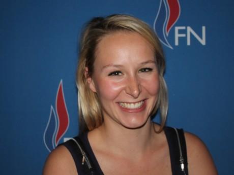 Marion Maréchal-Le Pen - LyonMag