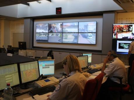 Les images de vidéosurveillance ont permis à la police de comprendre ce qu'il s'est passé vendredi soir - LyonMag