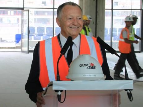 Jean-Michel Aulas a-t-il enfin trouvé un partenaire pour le naming du Parc OL ? - LyonMag
