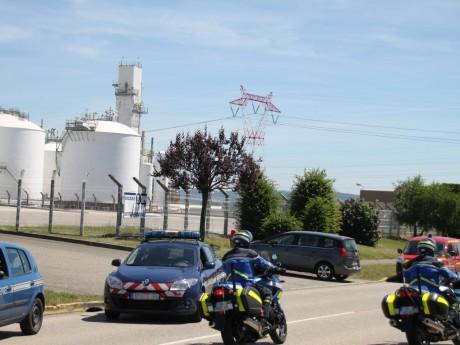 La société Air Products à Saint Quentin Fallavier - LyonMag