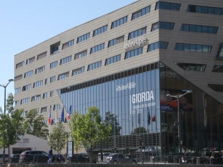 Le siège de la Région - LyonMag