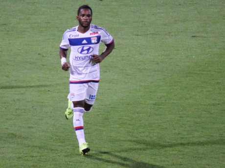 Aldo Kalulu a déjà foulé la pelouse de Gerland - LyonMag