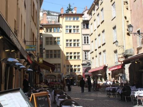 Quartier du Vieux Lyon - LyonMag