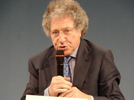 Roland Tchénio - DR