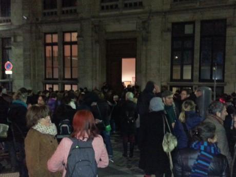 Le rassemblement de décembre 2013 - LyonMag
