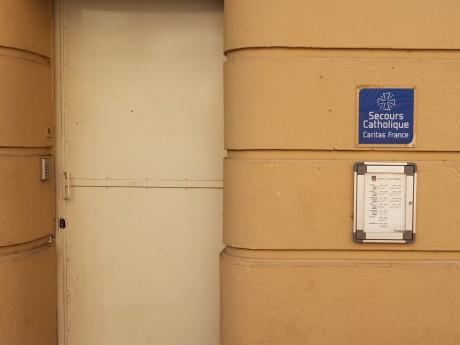 L'entrée de Sésame à Lyon - LyonMag