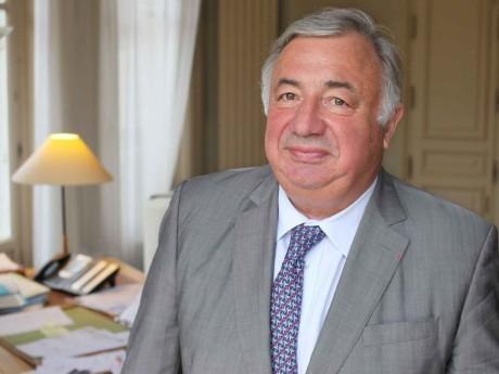 Gérard Larcher - DR