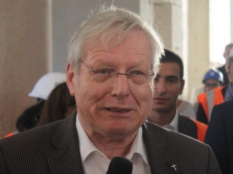 Bernard Devert, président et fondateur d'Habitat et Humanisme - lyonmag