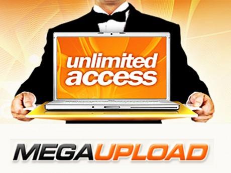 Le site Megaupload a fermé le 19 janvier 2012 - DR