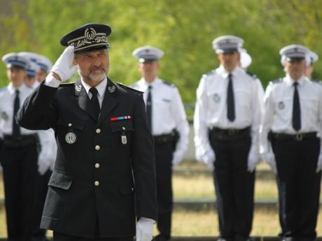 Lucien Pourailly, nouveau patron de la police du Rhône - LyonMag