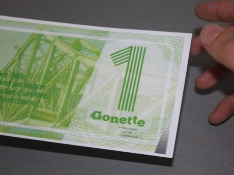 Une gonette - LyonMag