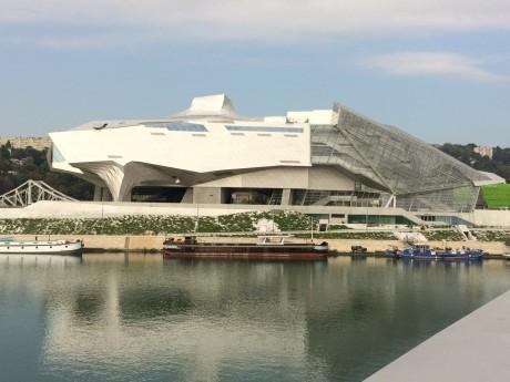 Le musée des Confluences - LyonMag