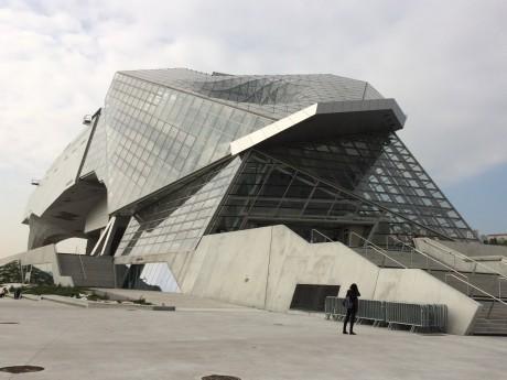 Le musée des Confluences reste fermé - LyonMag