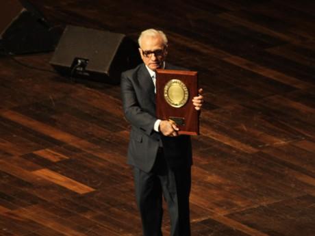 Martin Scorsese et son prix Lumière - LyonMag
