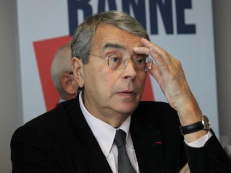 Jean-Jack Queyranne - LyonMag