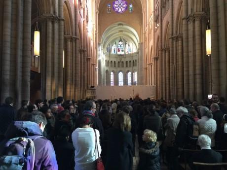 L'intérieur de la primatiale Saint-Jean à Lyon - LyonMag