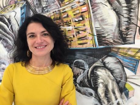 Nathalie Perrin-Gilbert, soutenue par le parti qui l'avait exclue en 2014 ? - LyonMag