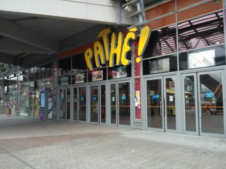 Photo du cinéma évacué - LyonMag.com