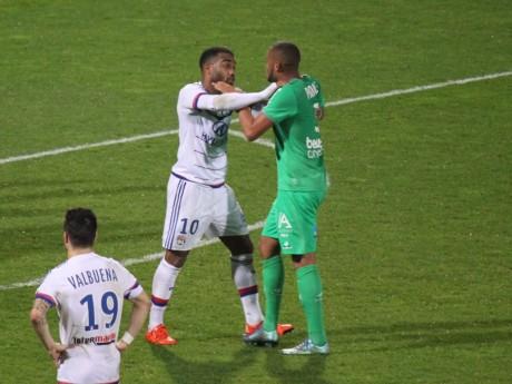 Le derby entre Lyon et Saint-Etienne, toujours un moment très tendu - LyonMag