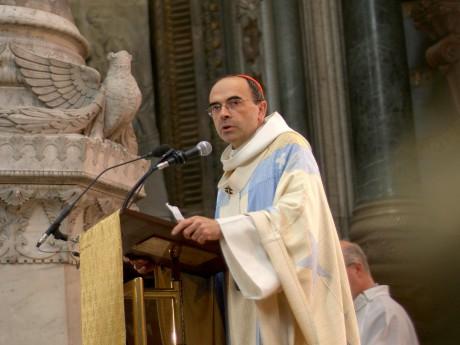 Cardinal Barbarin - LyonMag